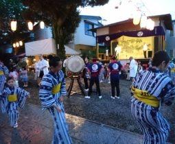 2019.8.3 熊野神社盆踊り大会
